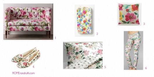 OB-Trend Alert Spring Florals