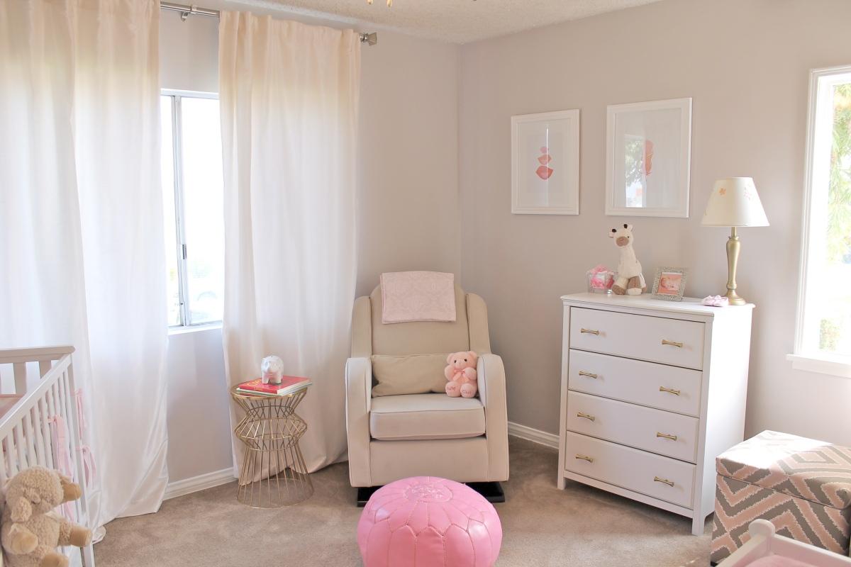 Keira S Nursery Chapter I The Room Homerandruth