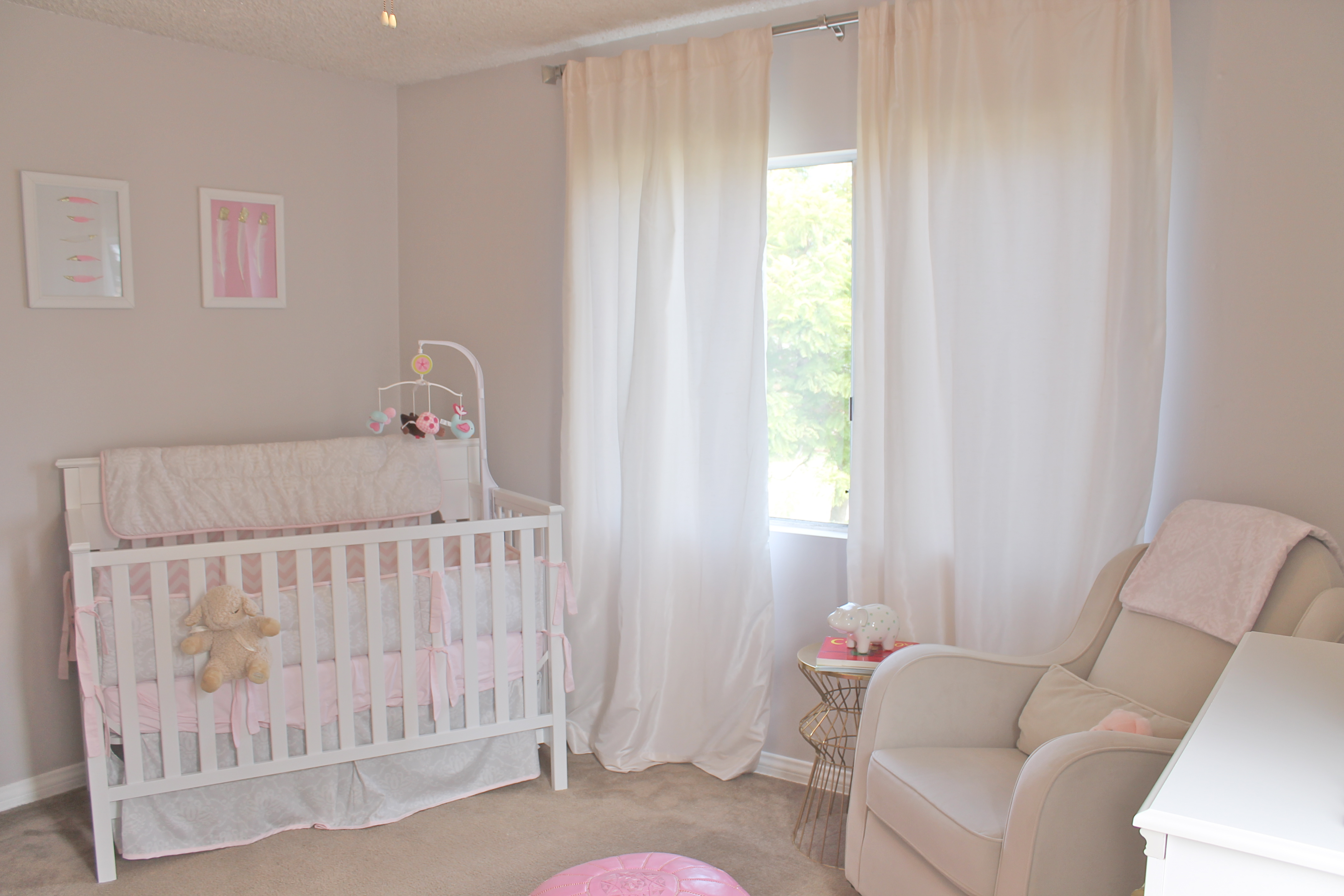Keira S Nursery Chapter I The Room Homerandruth