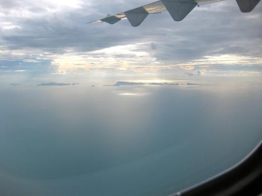 Thailand Flight || homerandruth.com