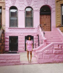 Tickled Pink via HOMErandRuth.com
