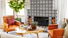 Inspired by Tile via HOMErandRuth.com