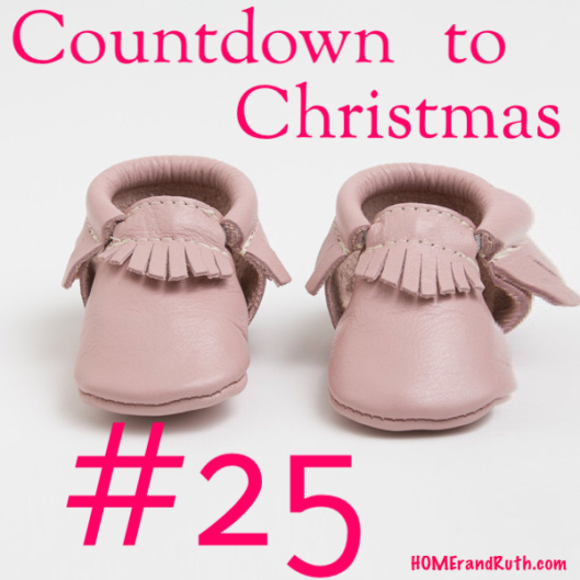 25 Days of Christmas Countdown :: HOMErandruth.com