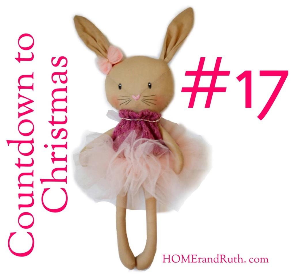 25 Days of Christmas Countdown #17 on HOMErandRuth.com