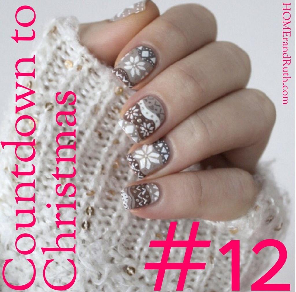25 Days of Christmas Countdown #12 on HOMErandRuth.com