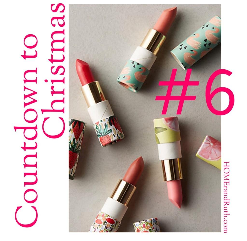 25 Days of Christmas Countdown #6 on HOMErandRuth.com