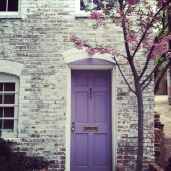 27 Colorful Doors || HOMErandRuth.com